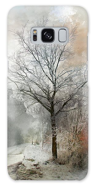 Winter Magic Galaxy Case