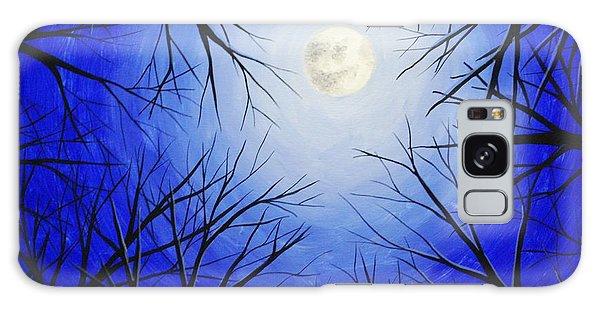 Winter Moon Galaxy Case