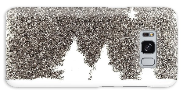 Winter Night - Aceo Galaxy Case by Joseph A Langley