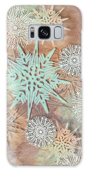 Winter Nostalgia Galaxy Case by AugenWerk Susann Serfezi