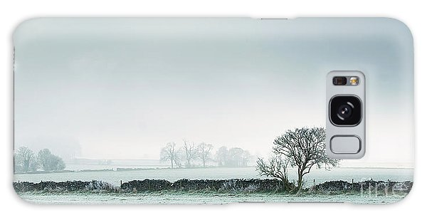 Winter On The Mendips Galaxy Case