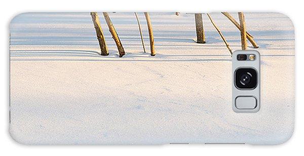 Winter Scene - Abstract Galaxy Case