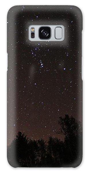 Wellsboro Galaxy Case - Winter Stars by Raquel Rogers