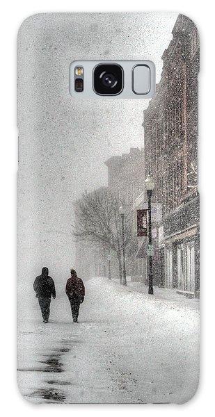 Winter Storm Galaxy Case