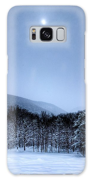 Winter Sun Galaxy Case