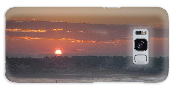 Winter Sunrise - Kennebunk Galaxy Case