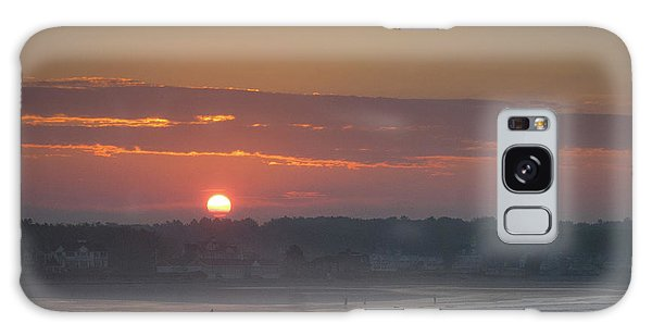 Winter Sunrise - Kennebunk Galaxy Case