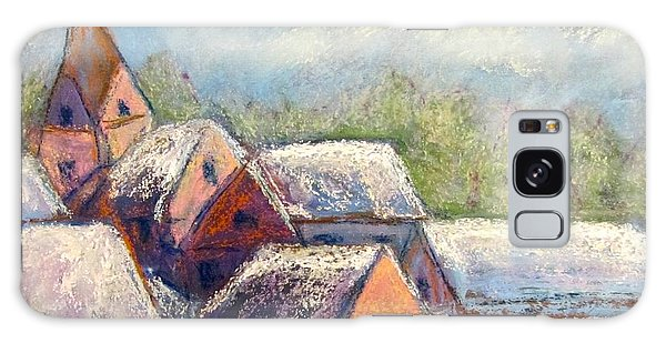 Winter Village Galaxy Case