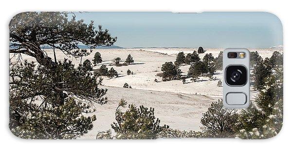 Winter Wonder Land Galaxy Case