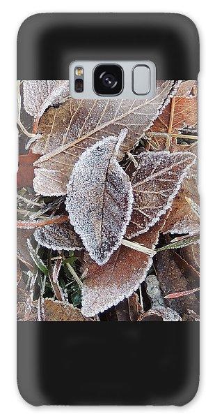 Winter's Blanket Galaxy Case