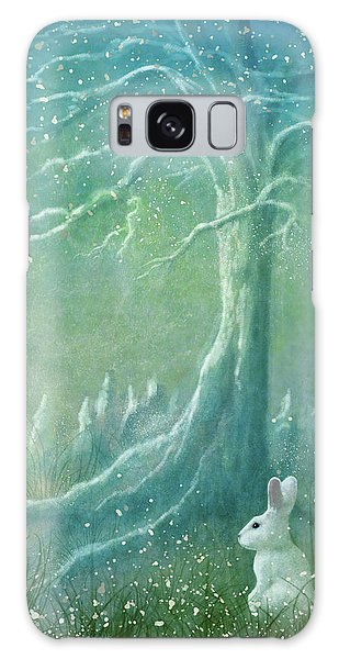 Winters Coming Galaxy Case