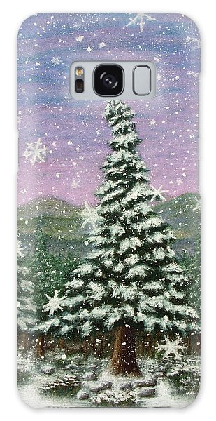 Winter's Eve 01 Galaxy Case