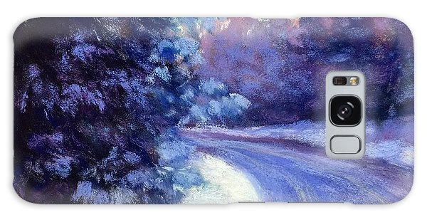 Winter's Exodus Galaxy Case
