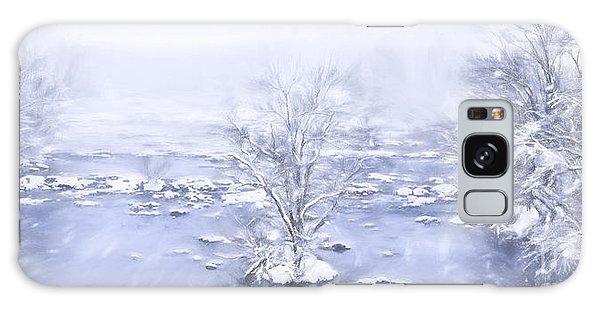 Winters Roar II Galaxy Case by Dan Carmichael