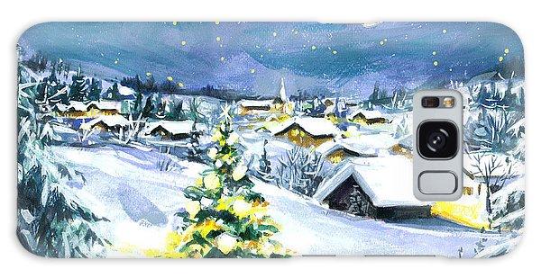 Galaxy Case - Winterwonderland by Johannes Margreiter