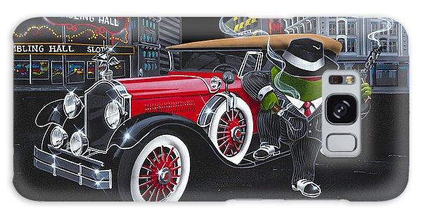 Automobile Galaxy Case - Wise Guy by Michael Godard