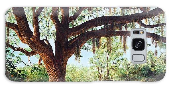 Wise Old Oak Galaxy Case