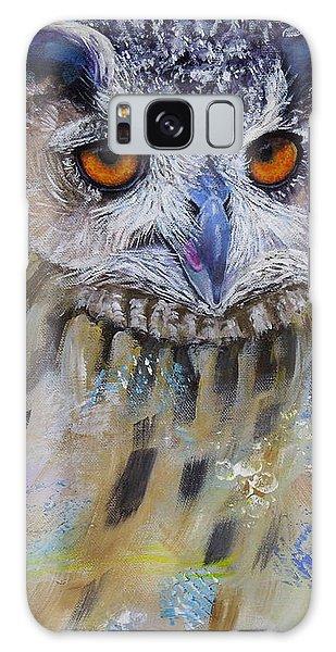 Wise Owl Galaxy Case
