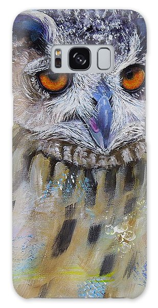 Wise Owl Galaxy Case