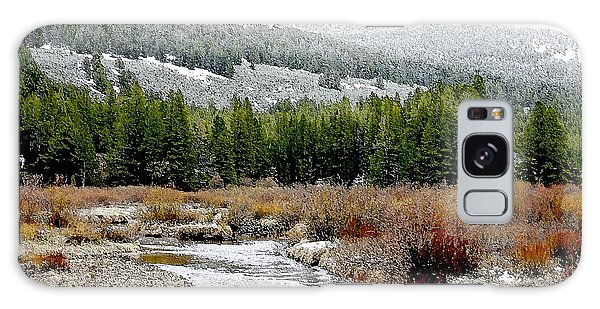 Wise River Montana Galaxy Case