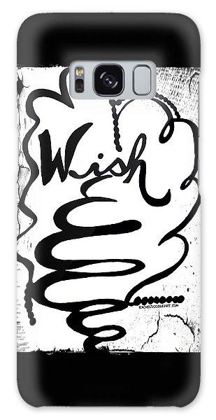 Wish Galaxy Case