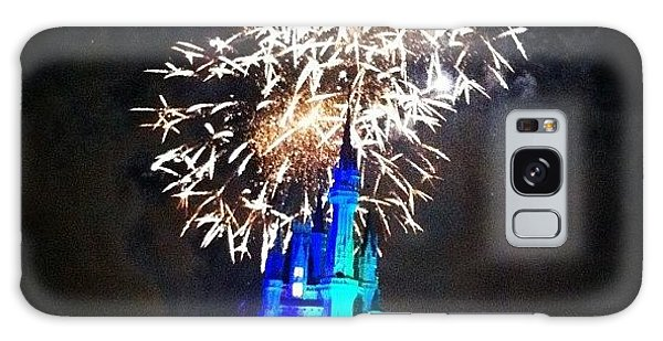 Wishes Fireworks Show Galaxy Case