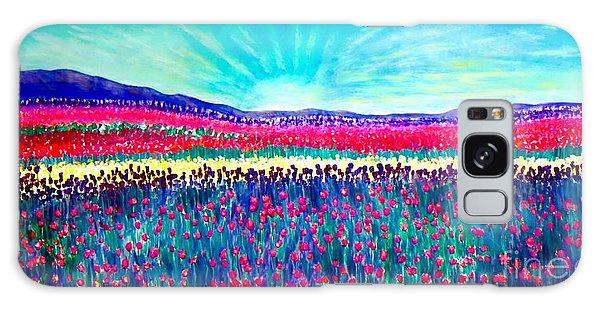 Wishing You The Sunshine Of Tomorrow Galaxy Case by Kimberlee Baxter