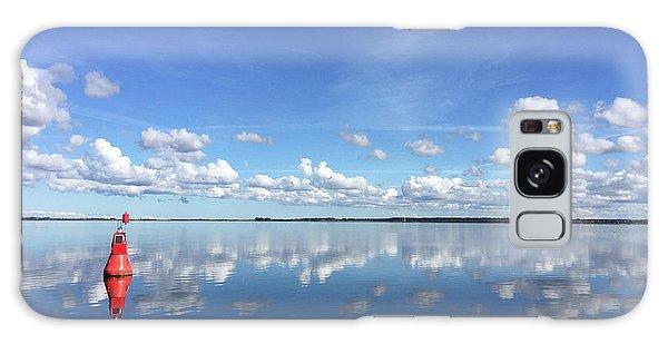 Wismar Bay In Fall Galaxy Case