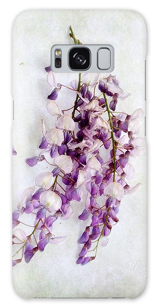 Wisteria Still Life Galaxy Case