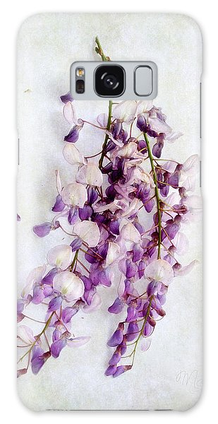 Wisteria Still Life Galaxy Case by Louise Kumpf