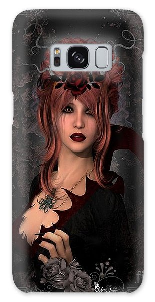 Witch Beauty Galaxy Case