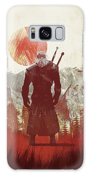 Witcher 3 Galaxy Case
