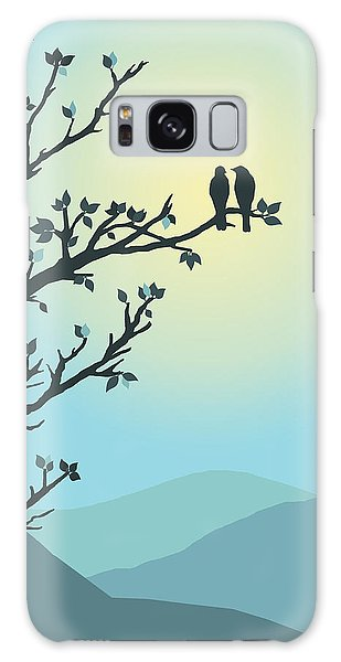 With You By My Side Galaxy Case