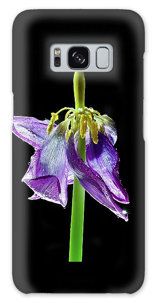 Withering Beauty Galaxy Case