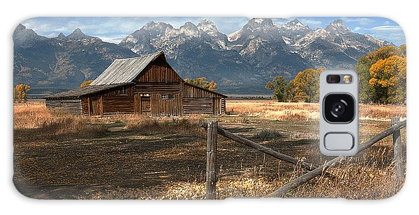 Teton Galaxy Case - Withstanding The Test Of Time by Sandra Bronstein