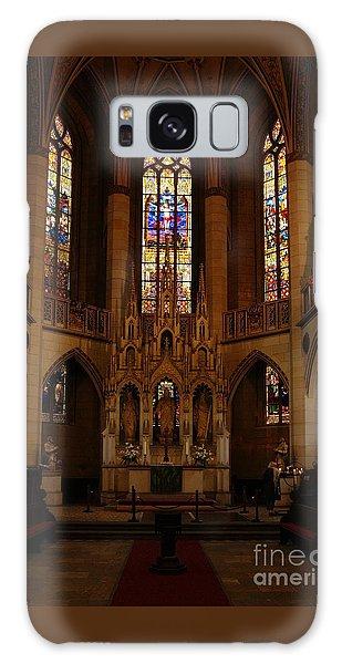 Wittenberg Castle Church 5 Galaxy Case