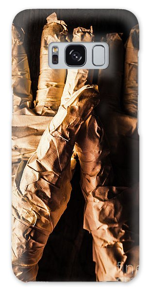 Nightmare Galaxy Case - Wizened Horror Hands by Jorgo Photography - Wall Art Gallery