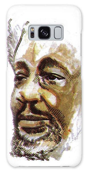 Wole Soyinka Galaxy Case by Emmanuel Baliyanga