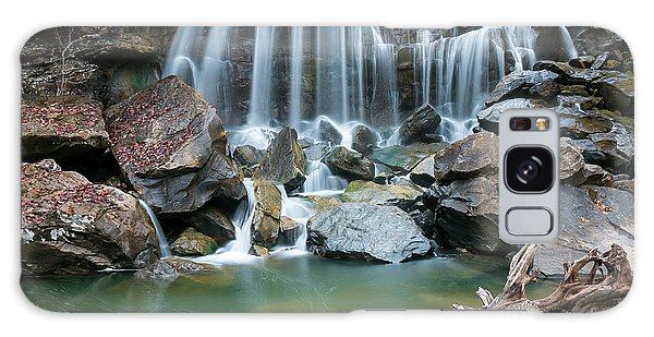 Wolf Creek Falls Galaxy Case
