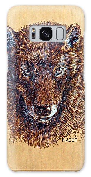 Wolf Galaxy Case by Ron Haist