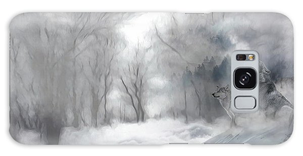 Wolves In The Mist Galaxy Case