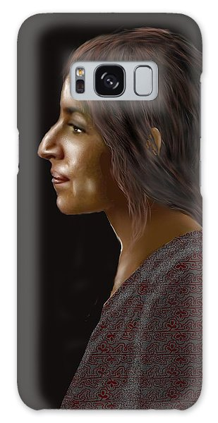 Woman 20 Galaxy Case