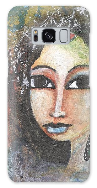 Woman - Indian Galaxy Case