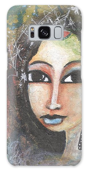 Woman - Indian Galaxy Case