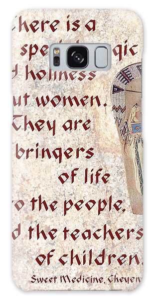 Women Bring Life Galaxy Case