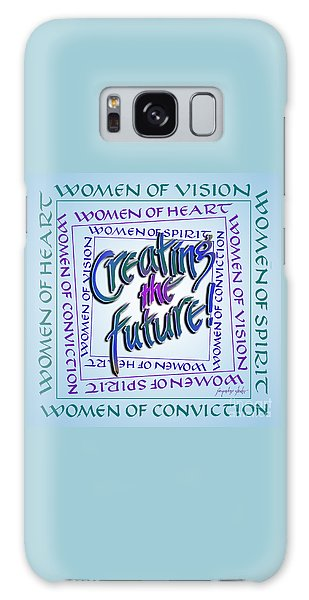 Women Of Vision Galaxy Case