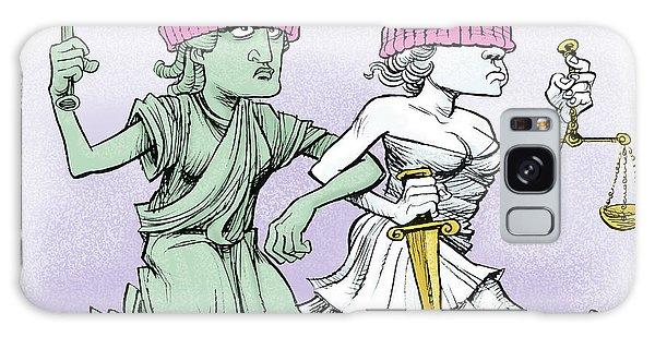 Women's March On Washington Galaxy Case