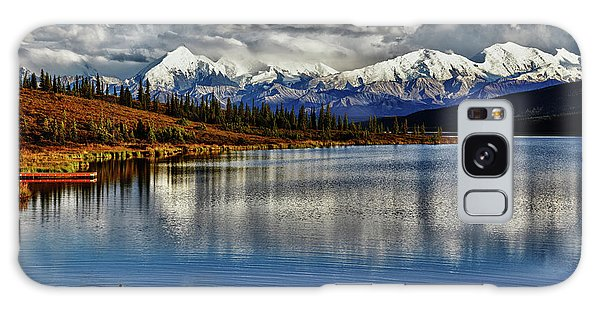 Wonder Lake IIi Galaxy Case by Rick Berk