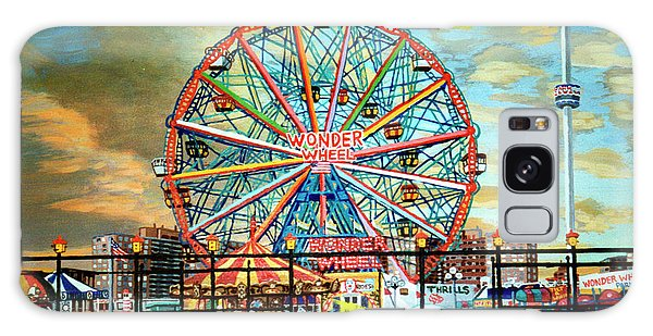 Wonder Wheel Galaxy Case