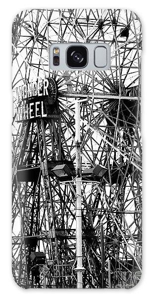 Wonder Wheel Coney Island Galaxy Case